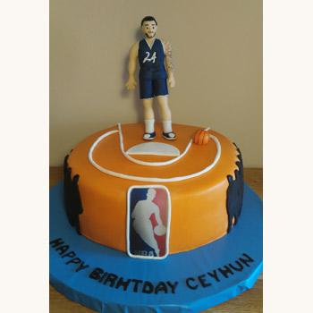 Basketçi Pastası