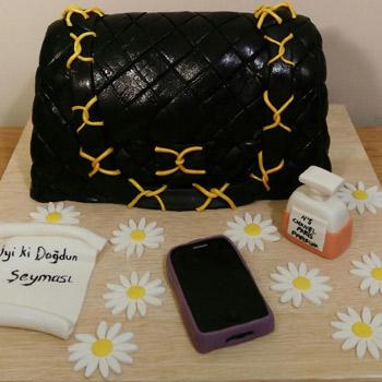 Çanta Pastası