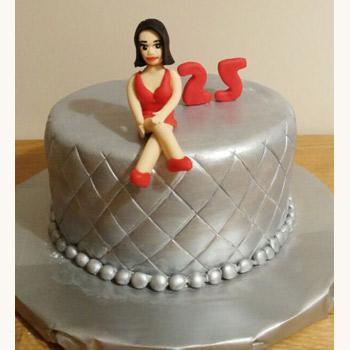 Genç Kız Pastası